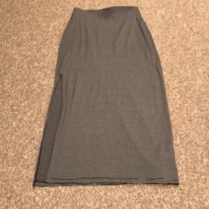 Old Navy Maxi Skirt size small